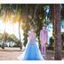 小清新三亚旅拍婚纱照