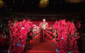 喜庆红火大气热闹,中式婚礼其实也并不俗气