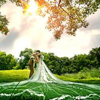 五天海景房38个场景5个相册16个放大送婚纱