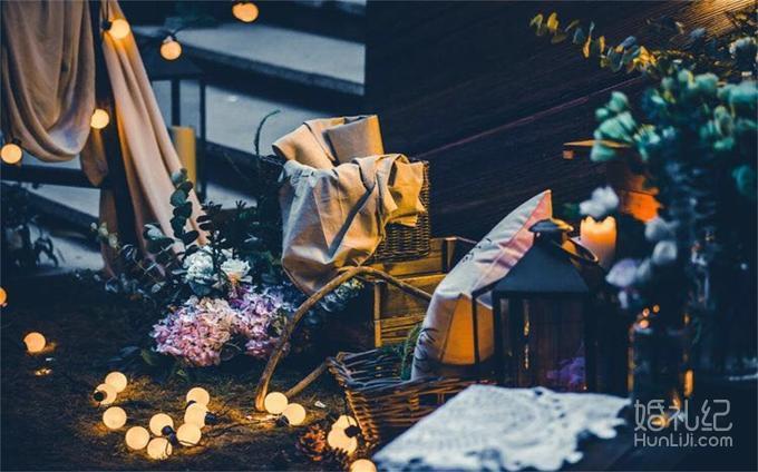 【花城缘】北欧风森系主题婚礼