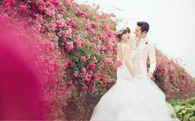 薇薇新娘婚纱摄影<爱在春季>3399