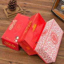 满19.9元包邮:婚宴纸巾双层抽纸面巾纸 婚礼酒宴盒装餐巾纸