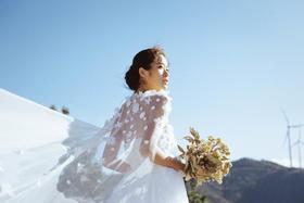 【果枝婚纱设计】爱的旅行