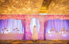 【蓝剑婚礼】最美的时刻 浪漫主题婚礼