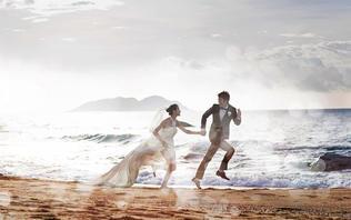 【青禾婚纱摄影】海系列--看海
