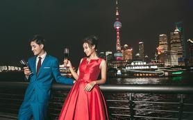 【纽约-轻奢】系列婚纱摄影特价活动套餐