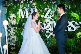 Zoey纪实婚礼跟拍 给不了你太多感动,但我会陪你很久...