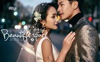 i-D婚纱摄影《城市街拍风--灯火阑珊》