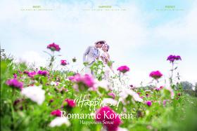 【唯一】私人定制---浪漫《花海》婚纱摄影系列