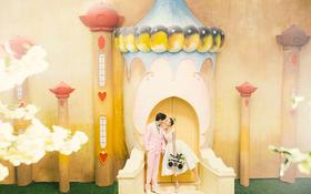 蜜恋婚纱摄影 清晰唯美系 不可错过的粉粉哒