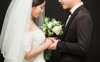 创意婚纱客照   刘小姐