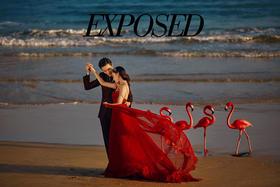 【婚纱摄影】法式私人订制样片首发-Flamingo