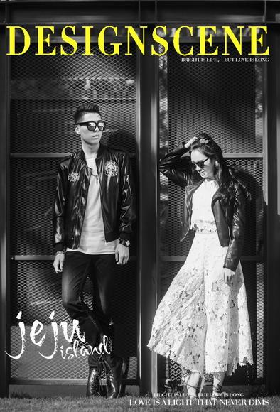 【拉斐时尚婚纱客照】属于您们的花样年华