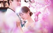 苏梵私人定制婚纱摄影—花语