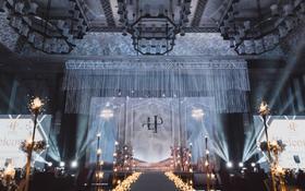 简约理性的高级灰-Elegant Gray 韩式婚礼