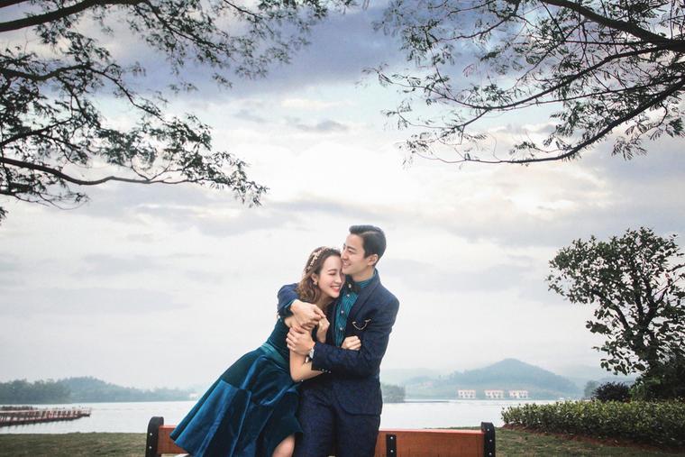 苏梵私人定制唯美婚纱摄影—简爱