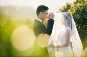 百年映像高端婚纱摄影—客片分享