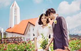 秀摄影环球旅拍——外景婚纱作品欣赏