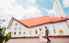 婚纱摄影环球旅拍——文艺作品欣赏