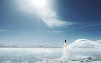 【岛多多全球旅拍婚纱摄影】冰雪世界—纳木错