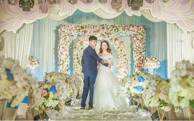 wedding  微 露