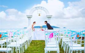 【三亚旅拍】蓝天、大海、沙滩,唯美的爱情见证