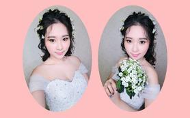 【丽娅·婚嫁馆】新娘跟妆--首席化妆师