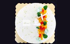 【Drömmare】梦想家 法式奶油蛋糕系列