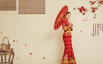 枫禾映画唯美中国风婚纱照
