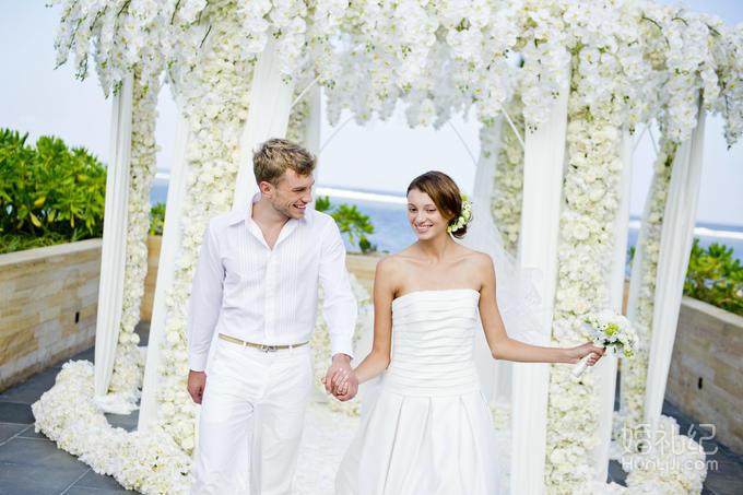巴厘岛穆丽雅mulia酒店海外婚礼,乐惟海外婚礼