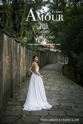 熊猫影匠万国风情鼓浪屿复古婚纱照