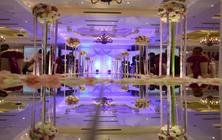 【与礼婚礼策划】— 韩式花球婚礼 含布置及四大金