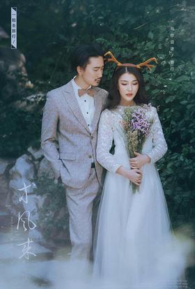 左岸全新《爱在途中》系列婚纱照