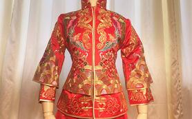 【罗曼蒂克】中国古典中式秀和服