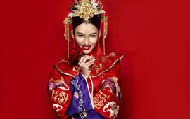 「古韵古风」厦门/中国风/复古/胶片婚纱/送婚纱