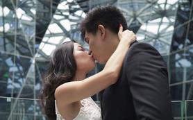 首唯婚礼电影 总监级 三机位 婚礼摄像