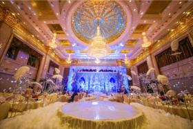 【高端酒店婚礼】一輩子很長 要跟有趣的人在一起