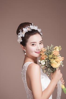 记影原创厦门旅拍韩式婚纱照