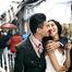 古城街拍雨中浪漫专题婚纱照