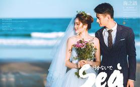 【花生糖摄影】蔷薇庄园+海天一线/8服8造