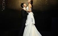 青岛米罗摄影唯美内景婚纱照