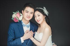永恒的幸福时刻小清新系列婚纱照
