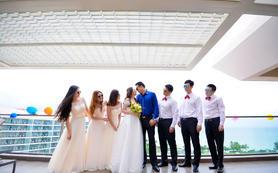 首席双机位婚礼摄影 原片800精修120