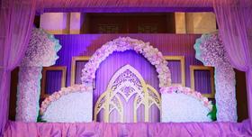 2017.1.3紫色婚礼主题,盐城滨海-欧堡利亚大酒店