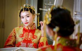 跟妆套餐  维尼婚纱-完美新娘打造套系