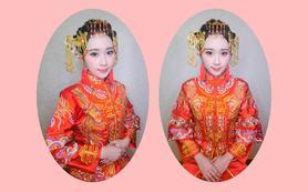 【丽娅·婚嫁馆】新娘跟妆—中式复古风