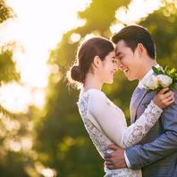 结婚季-东湖公园+杨梅坑+鹿咀山庄