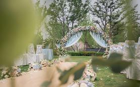 草坪婚礼   生命的律动