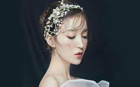 【Queen私人形象工作室】时尚水润陶瓷 新娘妆