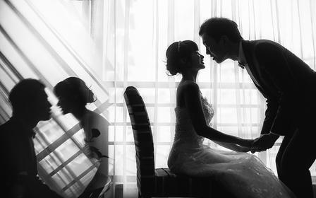 丁宁工作室-婚礼摄影快修服务
